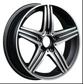 Buy cheap 2014 NEW Mercedes Benz Aluminum Alloy Wheel Rim1665 Inch REPLICAS from wholesalers