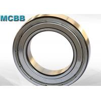 Buy cheap High Precision 6324 ZZ/C3 Axial Deep Groove Ball Bearing High Temperature Resistant from wholesalers