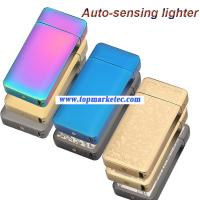 Buy cheap automatic cigarette lighter Double ARC pulse usb charging lighter product