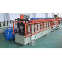 Buy cheap 6500x600x800mm Size 0.45-0.8 mm Galvanized Wall Angle Forming Equipment from wholesalers