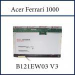 Buy cheap 12.1 W LCD CCFL LAPTOP LCD SCREEN B121EW03 V3 FOR ACER Ferrari 1000 LAPTOP from wholesalers