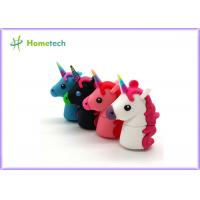 Buy cheap Promotional Unicorn Real Capacity Horse Pen Drive , Micro Usb Memory Stick Minion product
