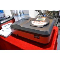 Buy cheap Visible Laboratory Spectrophotometer Instruments with LCD Screen from wholesalers