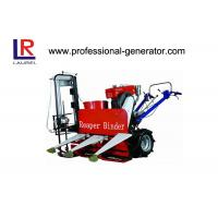 Buy cheap 8HP Wheat Reaper Binder Mini Wheat Reaper Binder with 180 water cooling diesel engine product