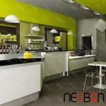 Buy cheap Salad bar counter design/Countertop salad bar counter from wholesalers