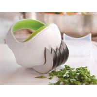 Buy cheap Manual Vegetable Slicer Chopper , Stainless Steel Blades Plastic Cutter from wholesalers