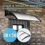Buy cheap Clear Sun Shade 60x100cm Door Window Awning Canopy from wholesalers