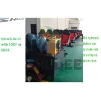 Buy cheap 4D motion chair hydraulic system, Motion Theater Chair , 6DOF platform motion chair product