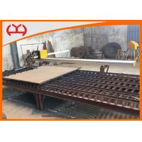 Buy cheap Mild Steel / Aluminum CNC Transportable Plasma And Flame Cutting Machine from wholesalers