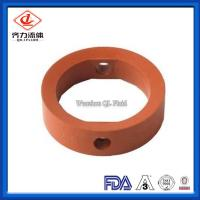Buy cheap Food Grade Sanitary Clamp Gaskets Silicone / FRM / Epdm Tri Clamp Gasket from wholesalers