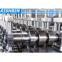 Buy cheap 12 Stations SILO Steel Cold Forming Machines with 45 ﹟  Forge Steel Shaft from wholesalers
