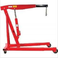Buy cheap 3 Ton Hydrarlic Foldable Shop Crane (OY5103) from wholesalers