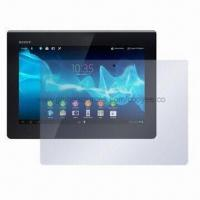 Buy cheap Anti-glare Screen Protector, Compatible with Sony Xperia Tablet S, Protects Against Scratch  from wholesalers