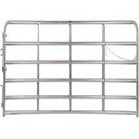 Buy cheap 51″ inches in height Consist of 2″ Galvanized O.D. round tubular steel farm fence from wholesalers