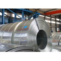 Buy cheap Q195 Hot Dip Galvanized Steel Strip Thickness 2.0mm / 2.5mm 3 - 8 Ton Weight from wholesalers