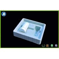 Buy cheap Washable White PP Medical Plastic Tray , Pharmaceutical Blister Packaging product