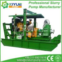 Buy cheap horizontal mining dewatering slurry pump from wholesalers