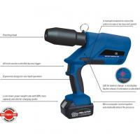 Buy cheap Hole-making-Battery-powered-Knockout-Punch-Driver-ez-12 product