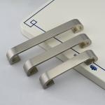 Buy cheap Aluminum Alloy Furniture Handles Drawer Handle BSN / Aluminum Cabinet Handles from wholesalers