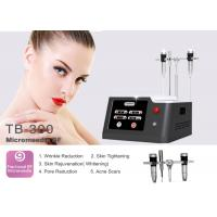 Buy cheap Micro-needle Head With Fractional RF Head Face Lifting Wrinkle Removal Machine from wholesalers