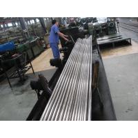 Cold Drawn Welded Precision Carbon Steel Tubes Round Shape For Boiler