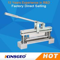 Buy cheap Ring Crush Sampler Package Testing Equipment Special Punching Type 28kg from wholesalers