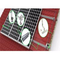 Buy cheap 3KW 5KW 10KW Solar Power Roof Systems , Industrial Flat Roof Solar Mounting System from wholesalers