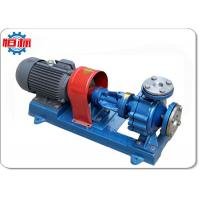 Buy cheap Petroleum Chemical Heating Oil Transfer Pump Centrifugal High Flow Rate from wholesalers