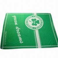 Buy cheap Polar Fleece Printed Blanket from wholesalers