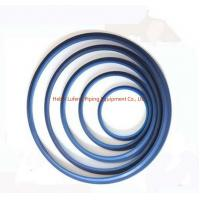 Buy cheap Flat face silicone exhaust flange gasket from wholesalers