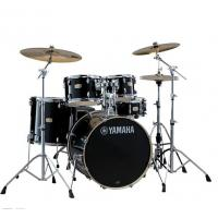 China Yamaha Stage Custom Birch 5-Piece Shell Pack with 20 inch Bass Drum  Raven Black on sale