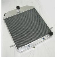 Buy cheap Performance aluminum radiator for 1953-1956 Ford Pickup Truck 62MM 3ROWS from wholesalers