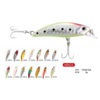 Hard Plasctic Lures Wobblers Size 5cm, Weight 4g