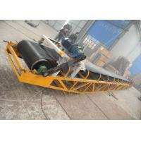 Buy cheap Mobile Vertical transmission rubber Rock belt conveyor With rubber conveyor belting from wholesalers