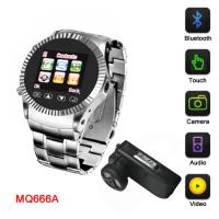 Buy cheap OEM PDA 4GB GSM Multimedia Cell Phone Watch MP4 with 900Mhz Bands from wholesalers