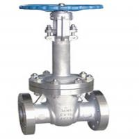 Buy cheap Steam Cast Steel Gate valve  410-SS Trim  API 6D / ANSI 16.5 B from wholesalers