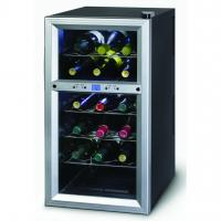 Buy cheap Killer deal 12bottles 33L thermoelectric wine cooler from wholesalers