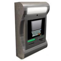 Buy cheap SJ10 onwall stainless steel kiosk with thermal printer, NFC and 2D barcode reader from wholesalers