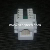 Buy cheap Krone Cat5e RJ45 Keystone Jack from wholesalers