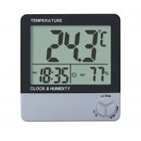 Buy cheap Indoor Digital Thermometers DH-8001A, Switchable Display from ℃ to ℉ product
