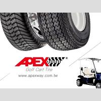 Buy cheap APEX Golf Cart Tire from wholesalers