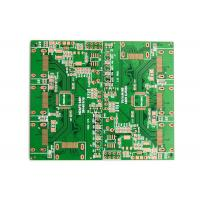 Buy cheap Custom Ru Fr4 KB Multilayer Printed Circuit Board 94v0 Prototype Production PCB from wholesalers