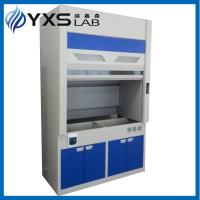 Buy cheap Steel Laboratory fume cupboards with adjustable feet from wholesalers