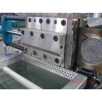 Buy cheap SJ150 PE PP flake/crap cold strand pelletizing/granulating production line product