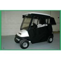 Buy cheap Sunbrella Premium Golf Cart Track Enclosures 2 Side Curtains OEM Service from wholesalers