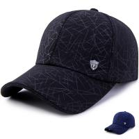 Buy cheap High Quality New Fashion Casual Sport Cap Custom Unisex Ponytail Baseball Hat color:dark blue  size:adult from wholesalers
