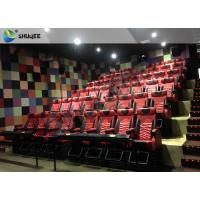Buy cheap ISO Certificate 4D Movie Theater Cinema Equipment 120 People product
