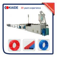 Buy cheap Cross-linking PE-Xb Pipe Extrusion Machine KAIDE factory from wholesalers