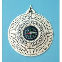 Buy cheap qibla compass 70MM with factory lowest price for muslim product