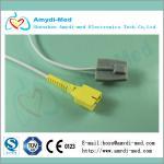 Buy cheap mek pediatric silicone soft tip spo2 sensor,MEK spo2 sensor from wholesalers